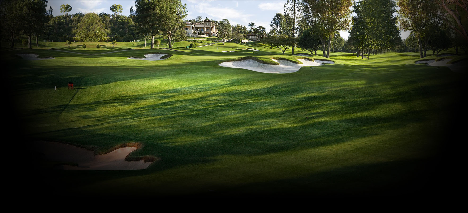 hacienda private golf club championship golf course