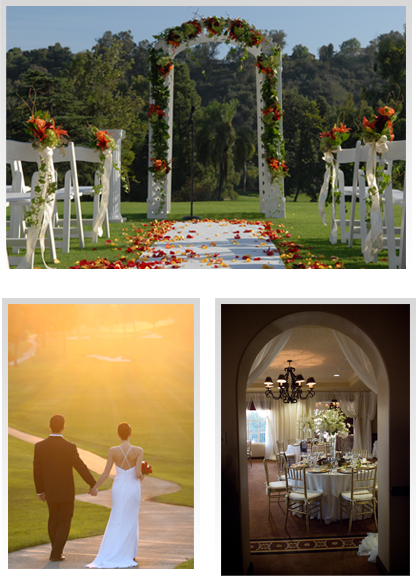 hacienda golf club southern california wedding venue